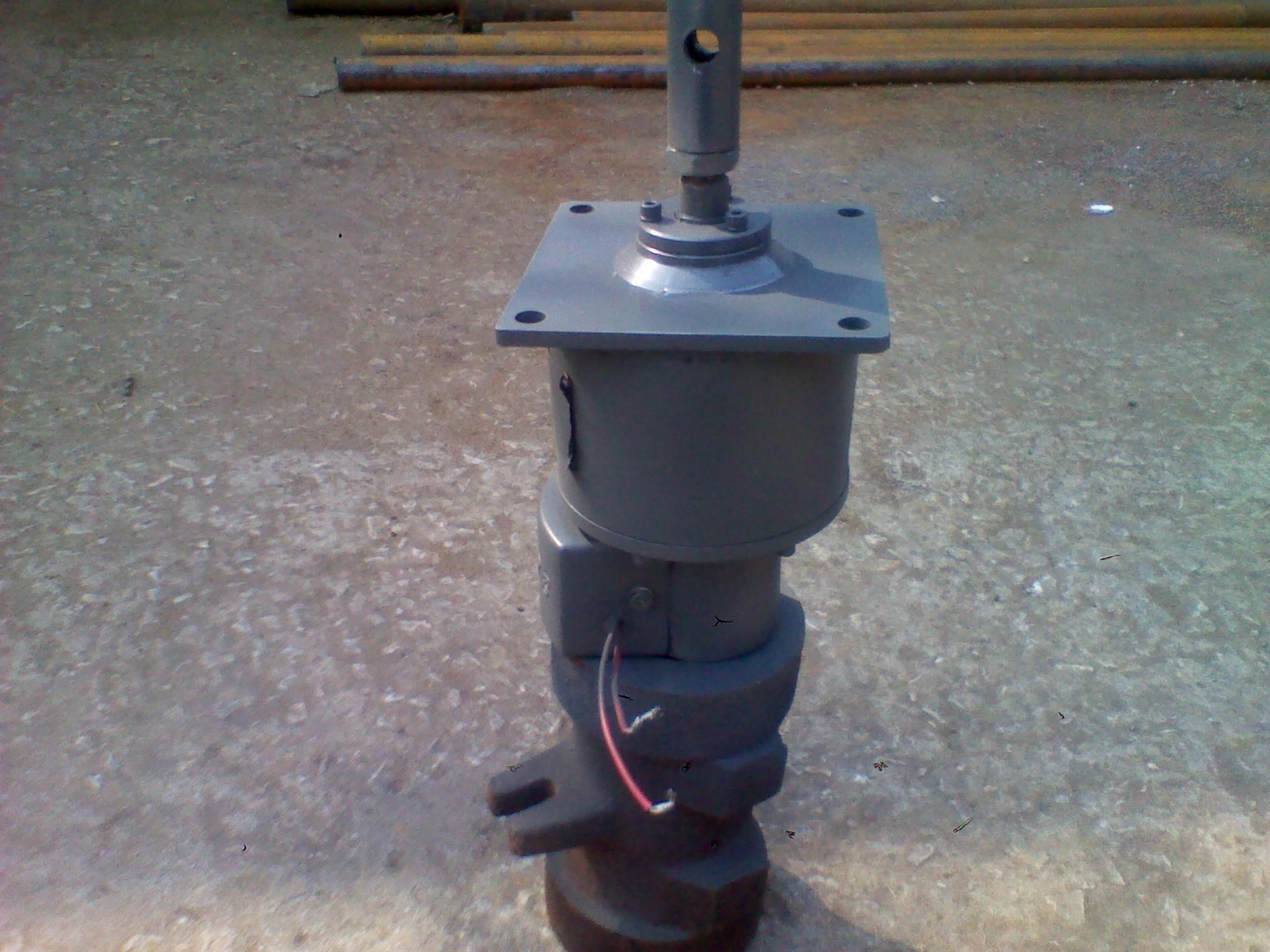 秦能科技开发研制的mt长行程电磁推杆系列应用了螺旋管的漏磁通原理